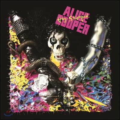 Alice Cooper (앨리스 쿠퍼) - Hey Stoopid [LP]