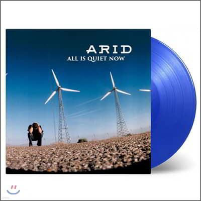Arid (에리드)- All Is Quiet Now [투명 블루 컬러 LP]
