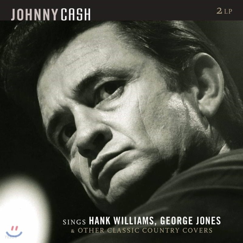 Johnny Cash (조니 캐쉬) - Other Classic Country Covers [2LP]