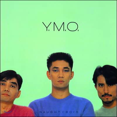 Yellow Magic Orchestra (옐로우 매직 오케스트라) - Naughty Boys and Instrumental [2LP]