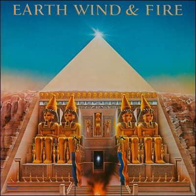Earth, Wind & Fire (어스 윈드 앤드 파이어) - 8집 All 'n All [LP]