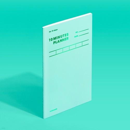 [모트모트] 텐미닛 플래너 31DAYS 컬러칩 - 그리...