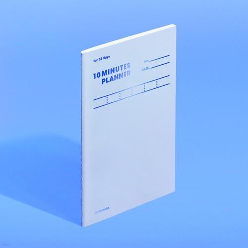 [모트모트] 텐미닛 플래너 31DAYS 컬러칩 - 세레니티