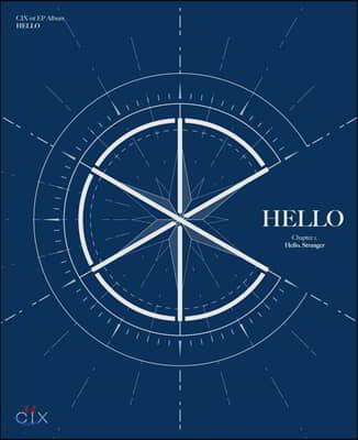 씨아이엑스 (CIX) - HELLO Chapter 1. Hello, Stranger[Stranger ver.]