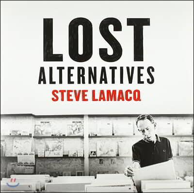 스티브 라마크가 모은 90년대 영국 얼터너티브 음악들 (Lost Alternatives Steve Lamacq) [화이트 컬러 2LP]