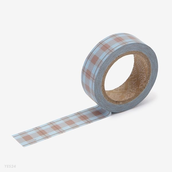 Masking tape single - 160 Vintage check