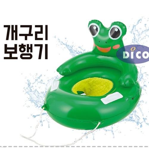 디코 개구리 등받이 안전손잡이 보행기튜브