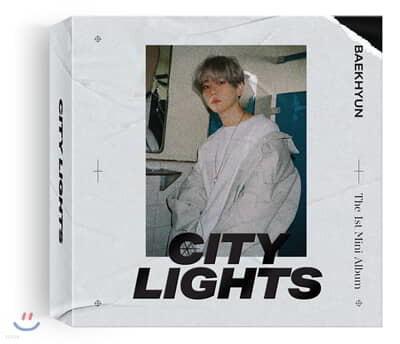 백현 (Baek Hyun) - 미니앨범 1집 : City Lights [스마트 뮤직 앨범(키노앨범)]