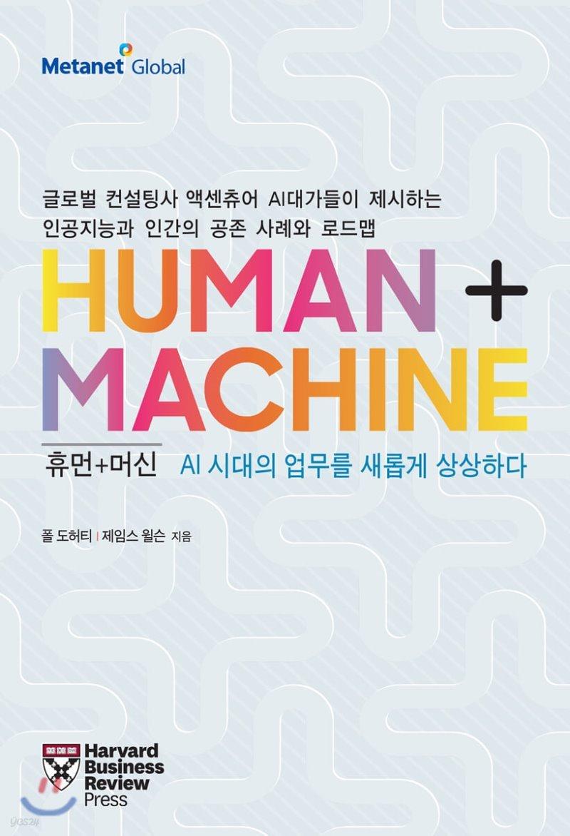 HUMAN + MACHINE 휴먼+ 머신