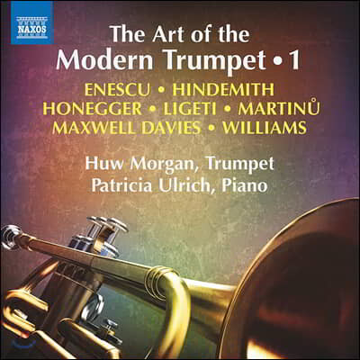 Huw Morgan 모던 트럼펫의 예술 1집 (The Art of the Modern Trumpet, Vol. 1)