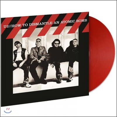 U2 - How To Dismantle An Atomic Bomb 유투 11집 [레드 컬러 LP]
