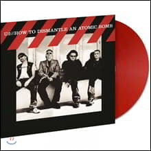 U2 - How To Dismantle An Atomic Bomb 유투 11집 [레드 컬러 LP]
