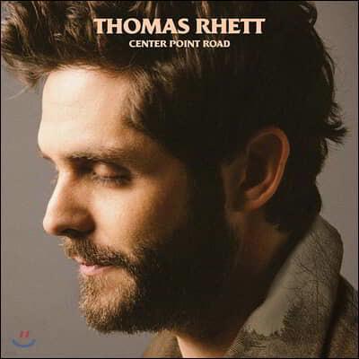 Thomas Rhett (토머스 레트) - Center Point Road 4집 [2LP]