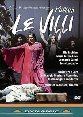 Marco Angius 푸치니: 오페라 '요정 빌리' (Puccini: Le Villi)