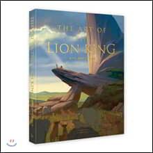 [예약판매] 디즈니 라이온 킹 아트북 : THE ART OF 라이온 킹