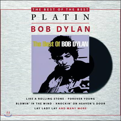 Bob Dylan (밥 딜런) - The Best Of Bob Dylan
