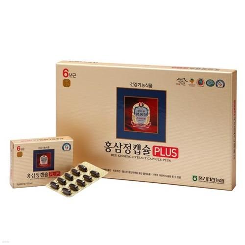풍기인삼 황풍정 6년근 홍삼정 캡슐플러스 30캡슐 6갑