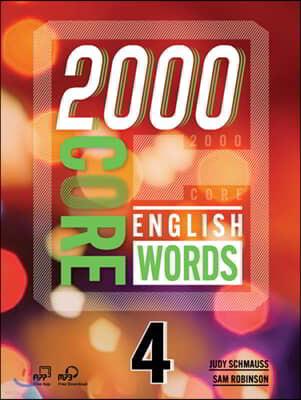 2000 Core English Words 4