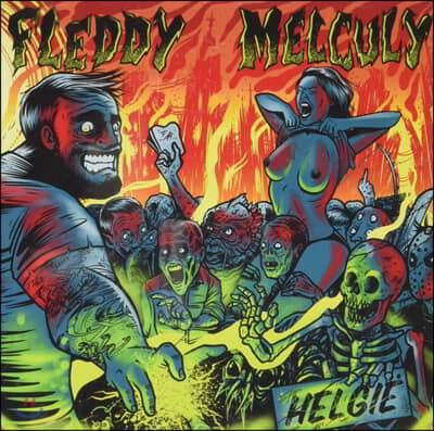 Fleddy Melculy (프레디 멜클리) - Helgie