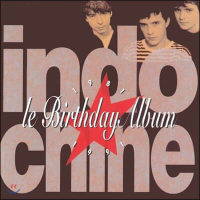Indochine (인도차이나) - Le Birthday Album