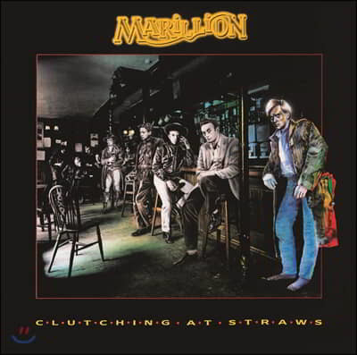 Marillion (마릴리온) - Clutching At Straws [2LP]