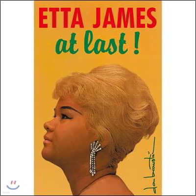 Etta James (에타 제임스) - At Last! 데뷔 앨범 [카세트테이프]