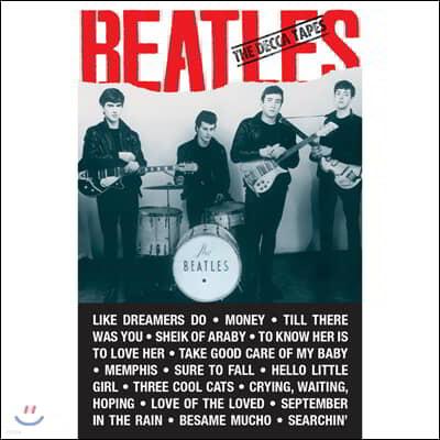 The Beatles (비틀즈) - The Decca Tapes [카세트테이프]