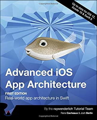 Advanced iOS App Architecture : Real-world app architecture in Swift
