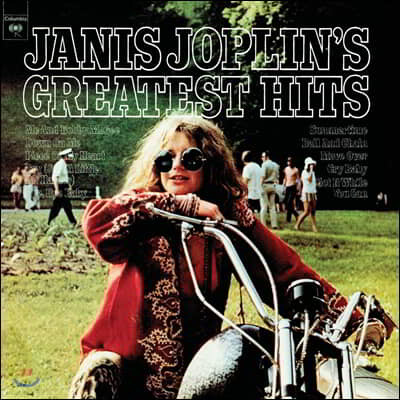 Janis Joplin (제니스 조플린) - Janis Joplin's Greatest Hits