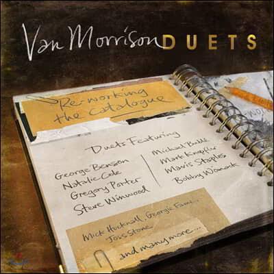 Van Morrison - Duets: Re-Working The Catalogue 벤 모리슨 듀엣 모음집