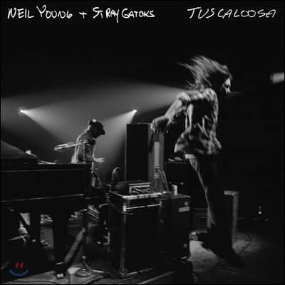 Neil Young & Stray Gators - Tuscaloosa 닐 영 1973년 라이브 앨범 [2LP]