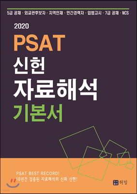 2020 PSAT 신헌 자료해석 기본서