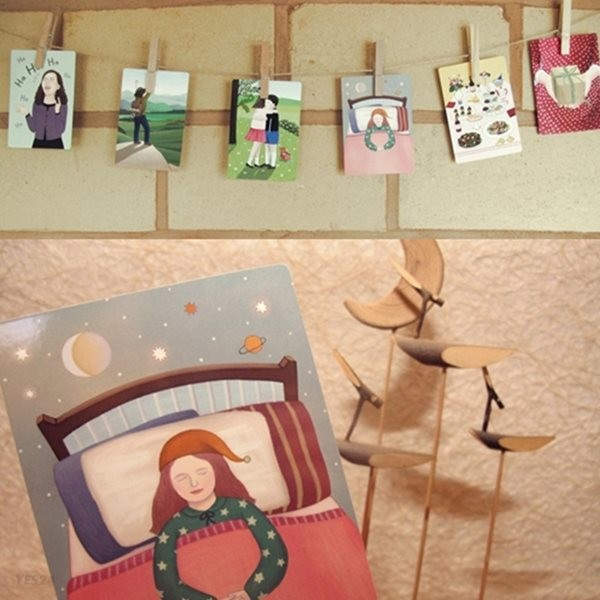 이야기톡 메시지 카드