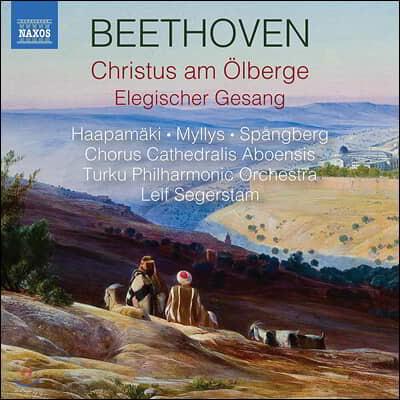 Leif Segerstam 베토벤: 오라토리오 '감람산 위의 그리스도', 비가 (Beethoven: Christus am Olberge, Elegischer Gesang)
