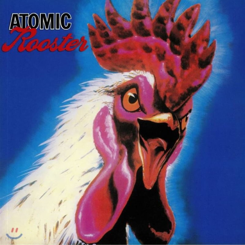 Atomic Rooster - Atomic Rooster 아토믹 루스터 6집 [LP]