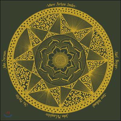 John McLaughlin / John Surman (존 맥러플린 & 존 서먼) - Where Fortune Smiles [픽쳐 디스크 LP]