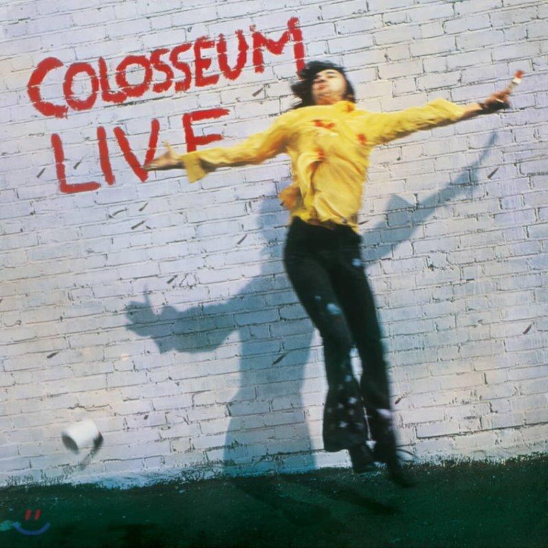 Colosseum (콜로세움) - Colosseum Live [2LP]