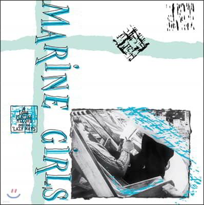 Marine Girls - Lazy Ways 마린 걸스 2집 [LP]