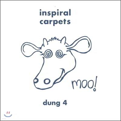 Inspiral Carpets (인스파이럴 카페츠) - Dung 4 [LP]