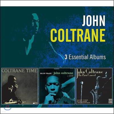 John Coltrane (존 콜트레인) - 3 Essential Albums