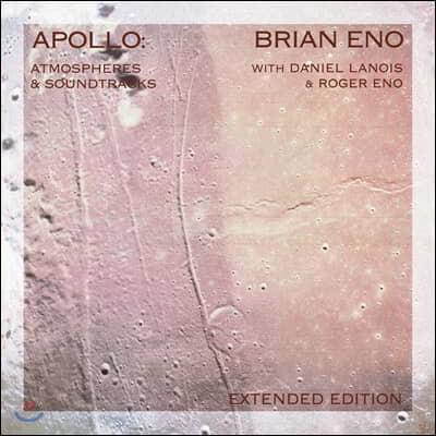 Brian Eno (브라이언 이노) - Apollo: Atmospheres & Soundtracks (Extended Edition) [2LP]