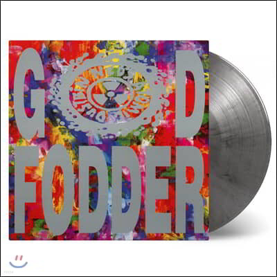Ned's Atomic Dustbin (네드스 아토믹 더스트빈) - God Fodder [실버 & 블랙 컬러 LP]