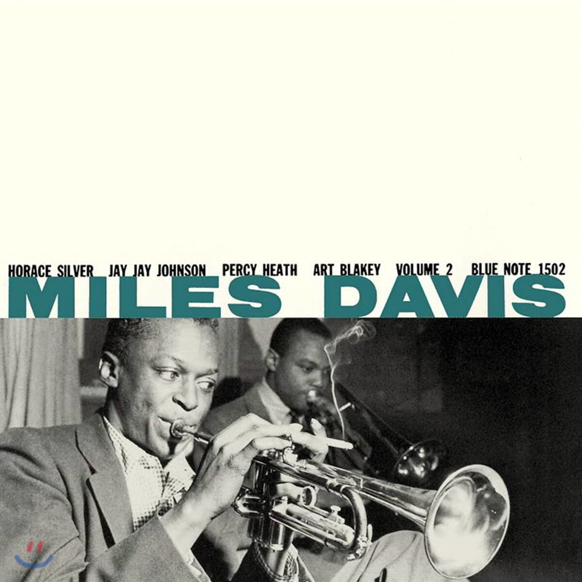 Miles Davis (마일즈 데이비스) - Miles Davis Vol. 2