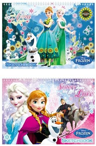 디즈니 겨울왕국 스케치북 3000