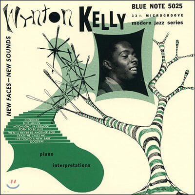 Wynton Kelly (윈튼 켈리) - Piano Interpretations By Wynton Kelly