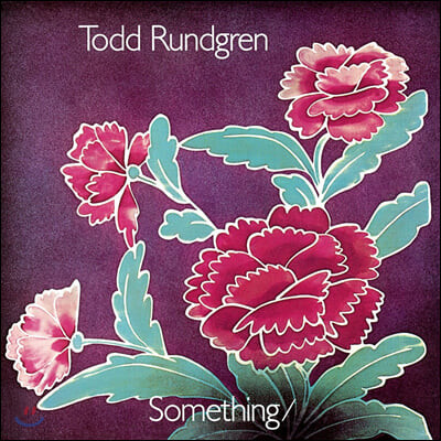 Todd Rundgren (토드 룬드그렌) - Something / Anything? [퍼플 & 솔리드 레드 2LP]