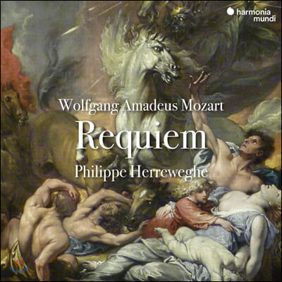 Philippe Herreweghe 모차르트: 레퀴엠 (Mozart: Requiem)