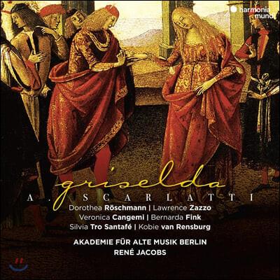 Rene Jacobs 스카를라티: 오페라 '그리젤다' (Scarlatti: Griselda)