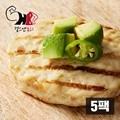 [헬스앤뷰티] 청아닭 닭가슴살 스테이크 5팩