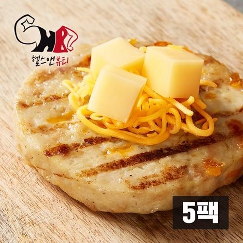 [헬스앤뷰티] 치닭스 닭가슴살 스테이크 5팩